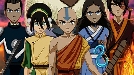 Avatar The Last Airbender Desktop Theme For Windows 10
