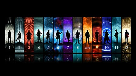 Doctor Who Ultimate Desktop Theme For Windows 10