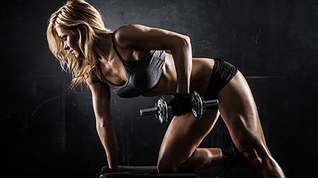 Fitness Motivation (Women)