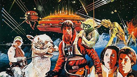 Star Wars Original Trilogy Desktop Theme For Windows 10