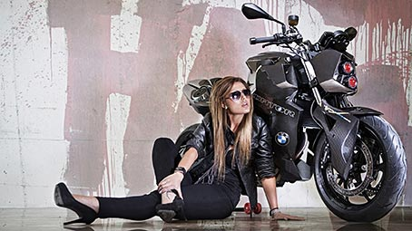 Girls & Motorcycles