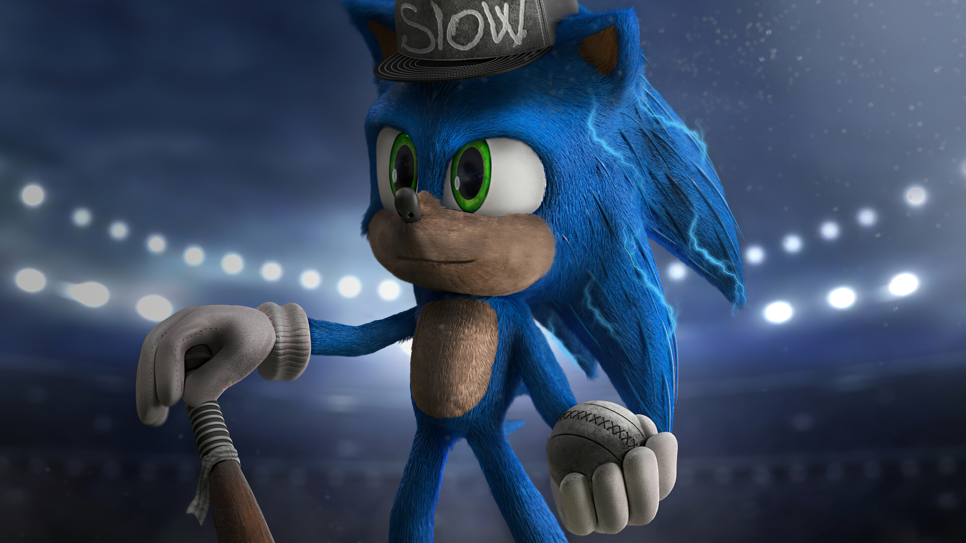 Sonic The Hedgehog 2020 Movie Wallpapers Themes10 Win