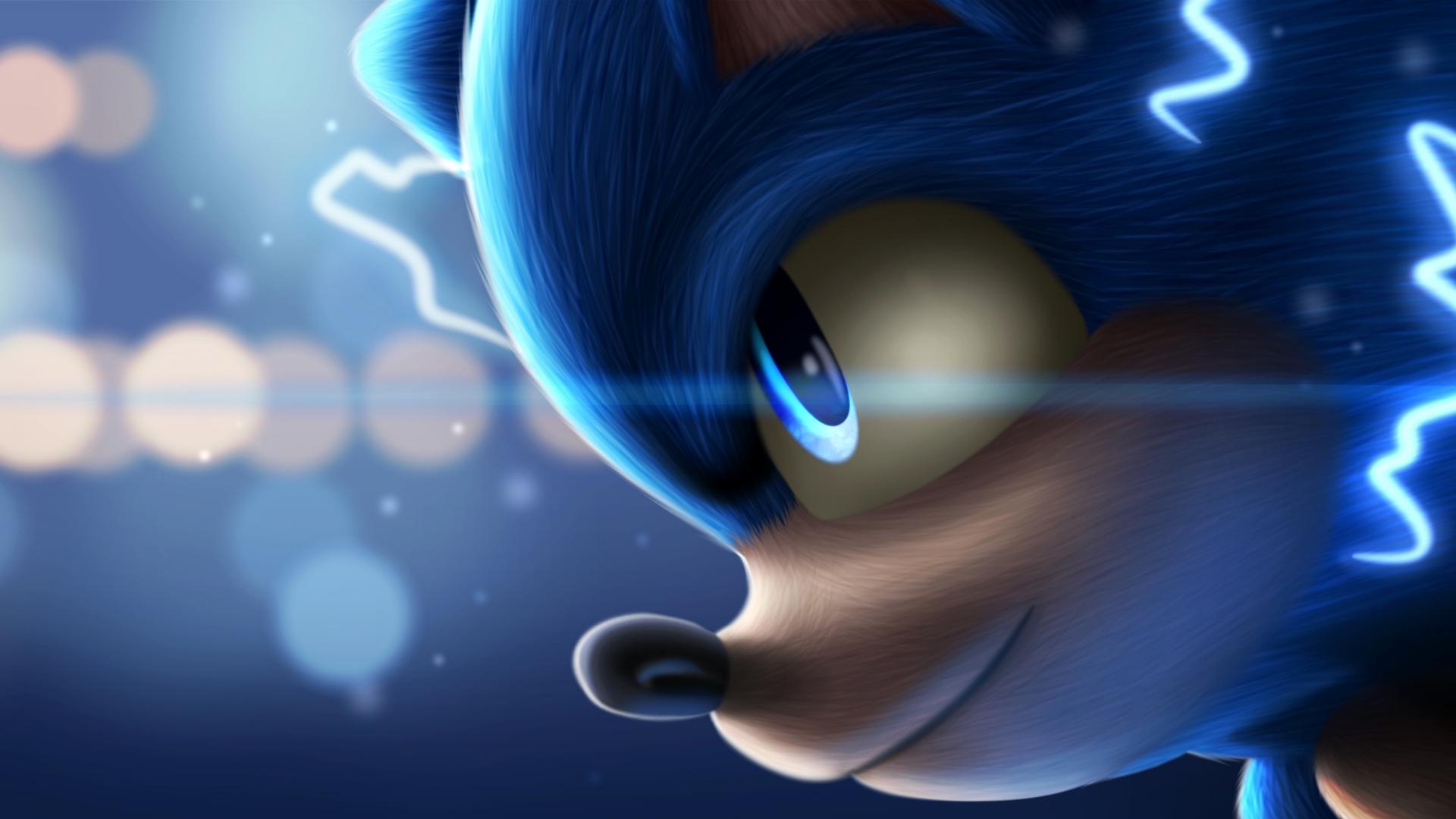 sonic the hedgehog 2020 wallpaper hd