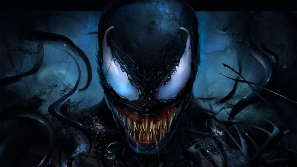 Marvel Comics Venom 4K Wallpapers
