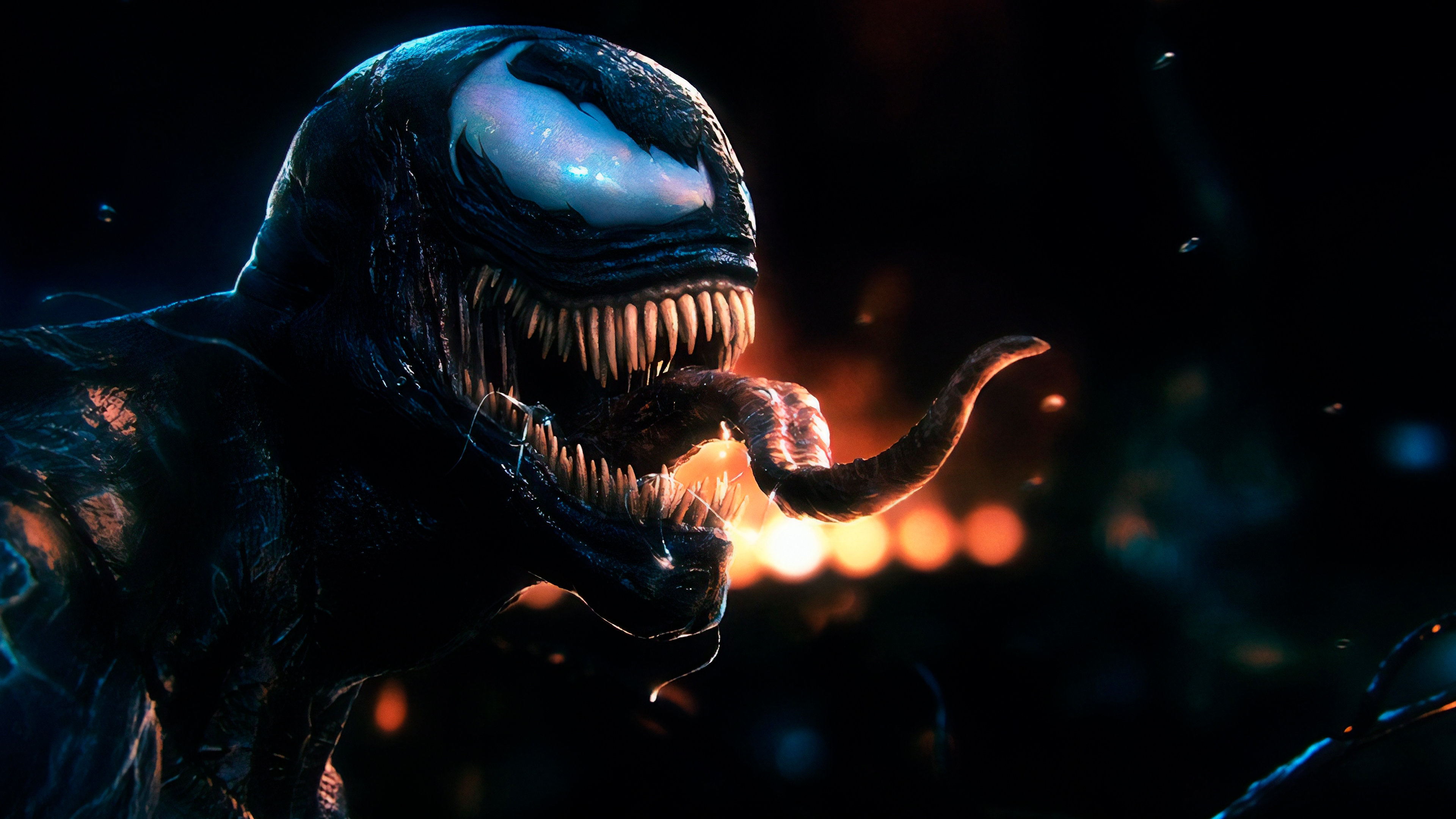 Venom 4k Theme For Windows 10