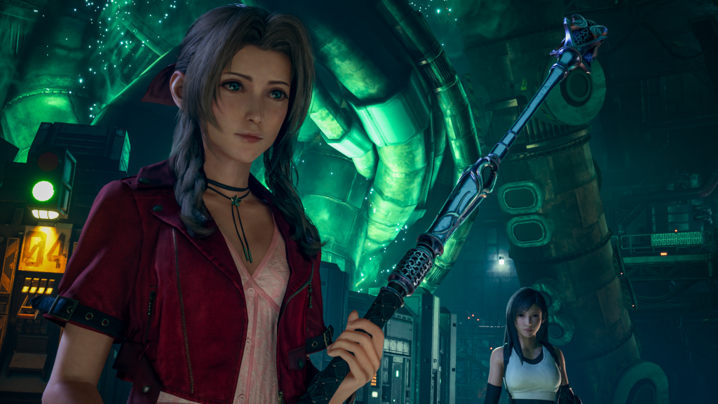 Final Fantasy Vii Remake Theme For Windows 10