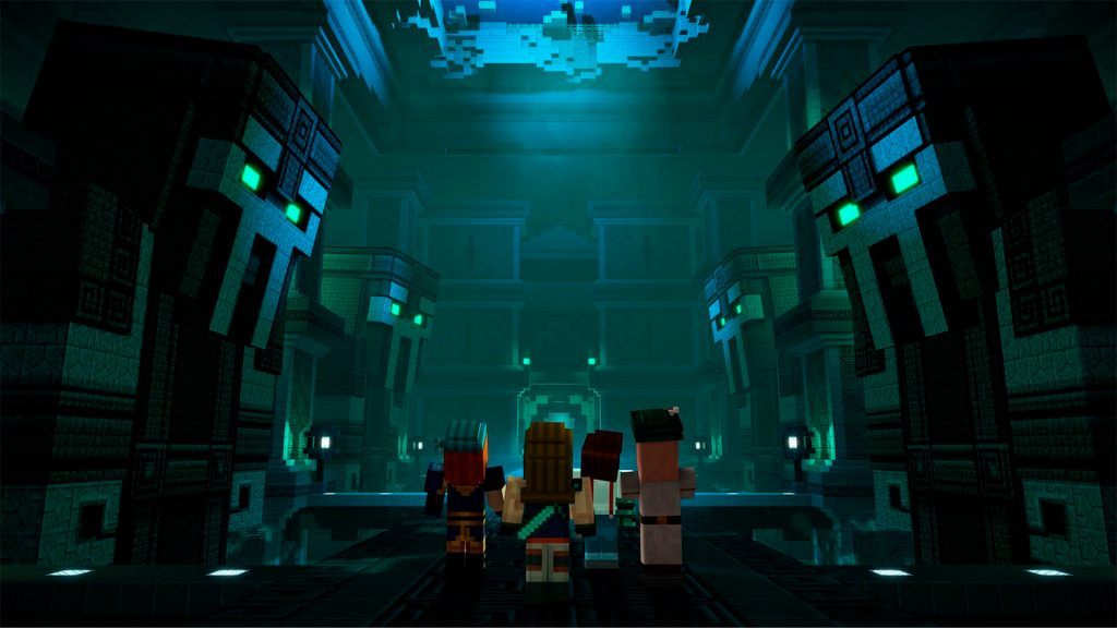 Minecraft Dungeon wallpapers for laptop