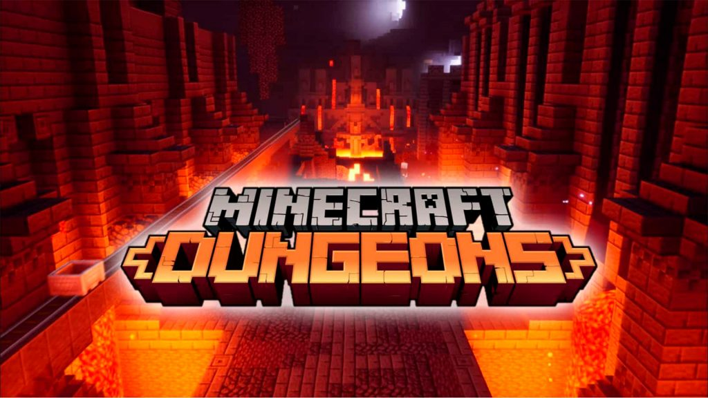 Minecraft Dungeon wallpapers for pc